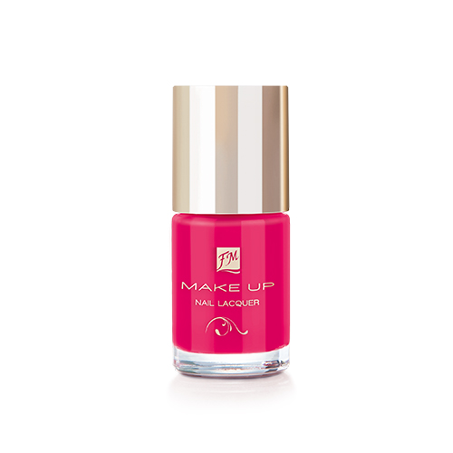 Lakier do paznokci gel finish - Chic Pink
